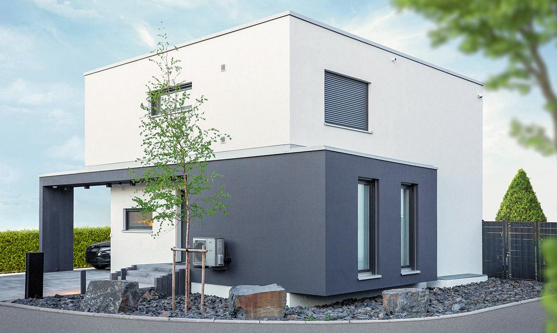 Ein OHB Massivhaus in Ilmenau