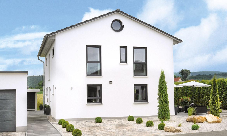Ein OHB Massivhaus in Ebensfeld