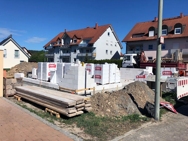 Ein OHB Massivhaus in Redwitz