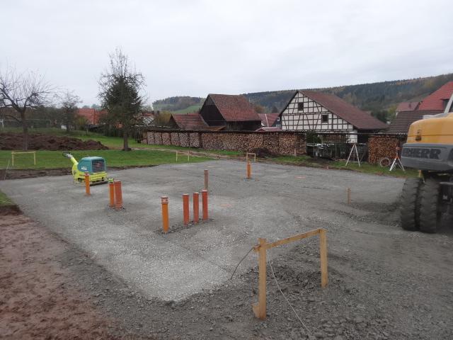 Ein OHB Massivhaus in Schleusingen