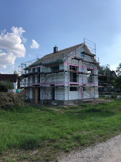 Ein OHB Massivhaus in Schmölln