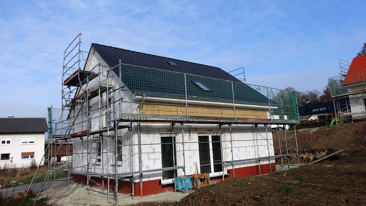 Ein OHB Massivhaus in Sonnefeld