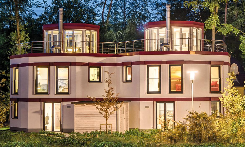 Ein OHB Massivhaus in Sellin/Rügen