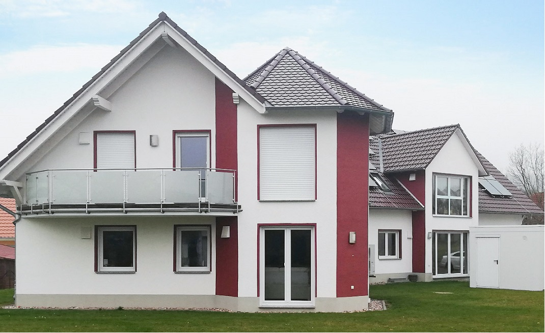 Ein OHB Massivhaus in Ohrdruf