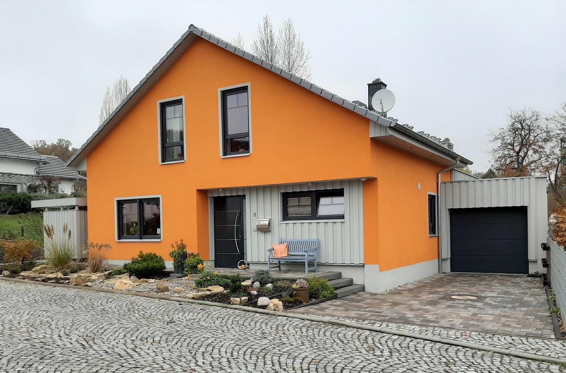 Ein OHB Massivhaus in Rudolstadt