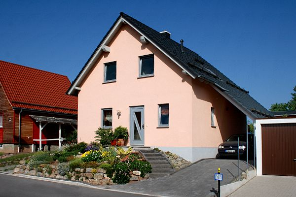 Ein OHB Massivhaus in Thüringen