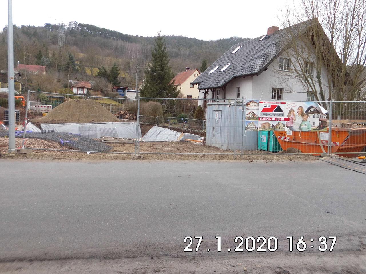 Ein OHB Massivhaus in Jena