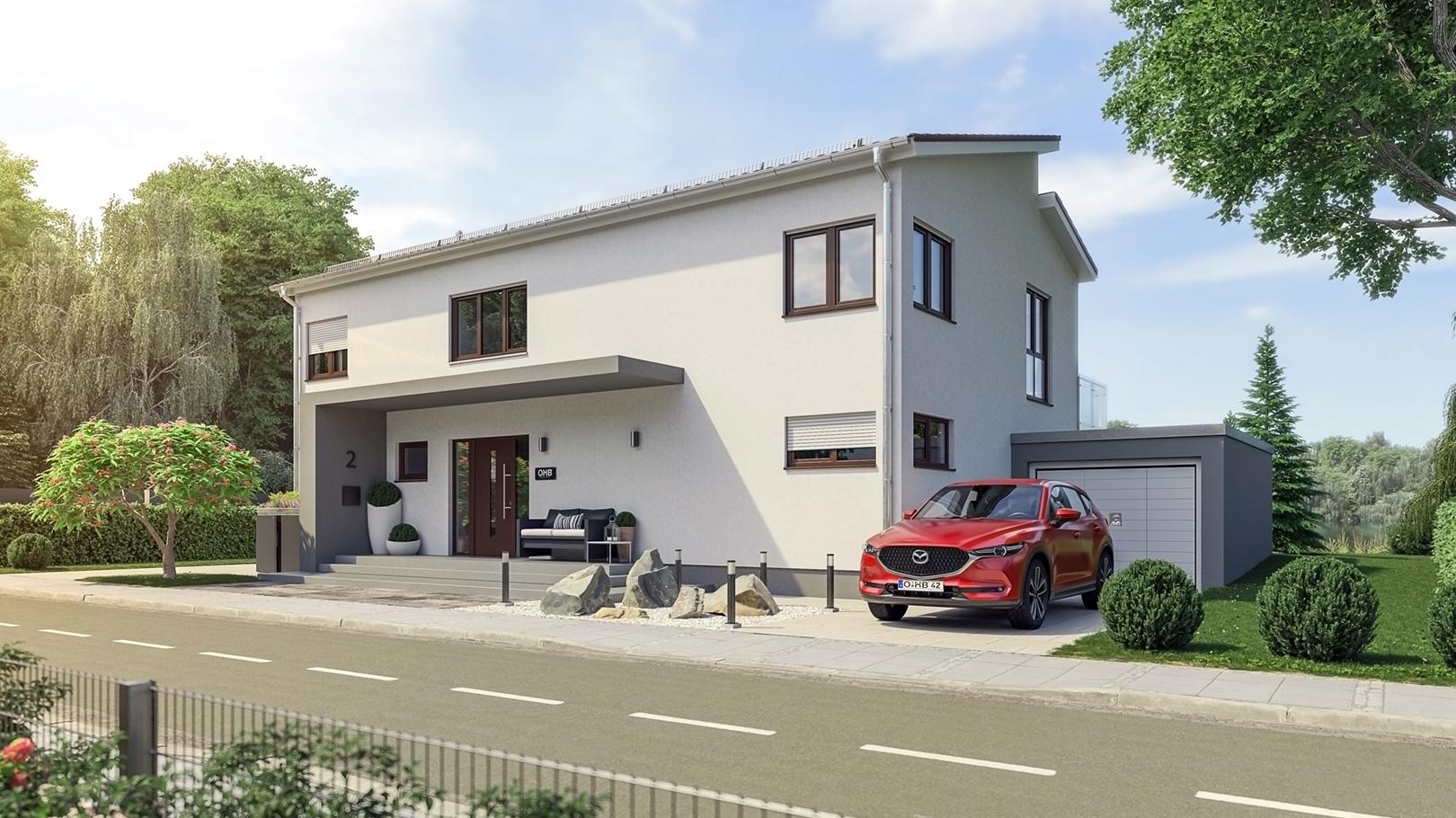 Haus-Idee Coburg