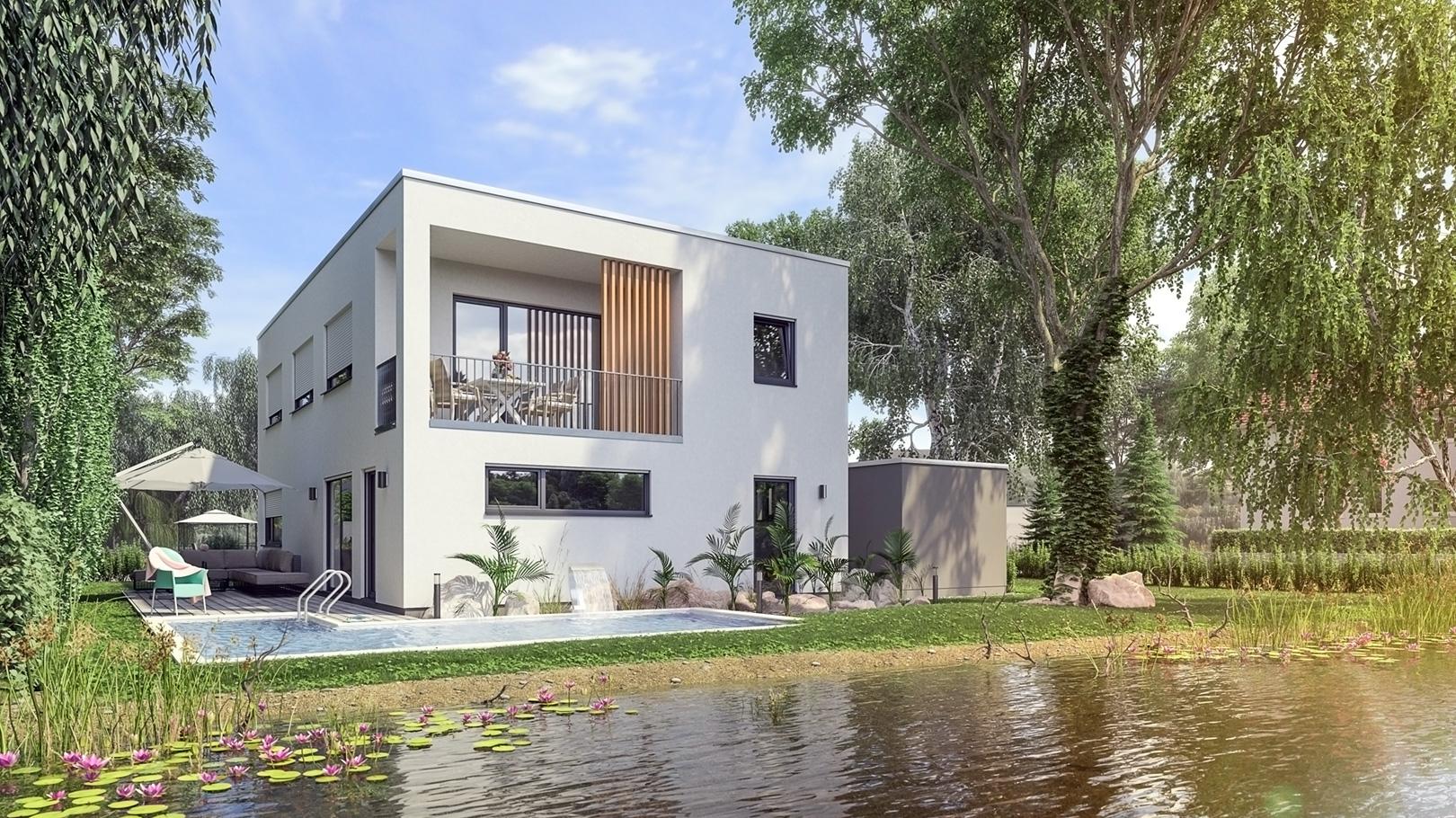 Haus-Idee Erfurt