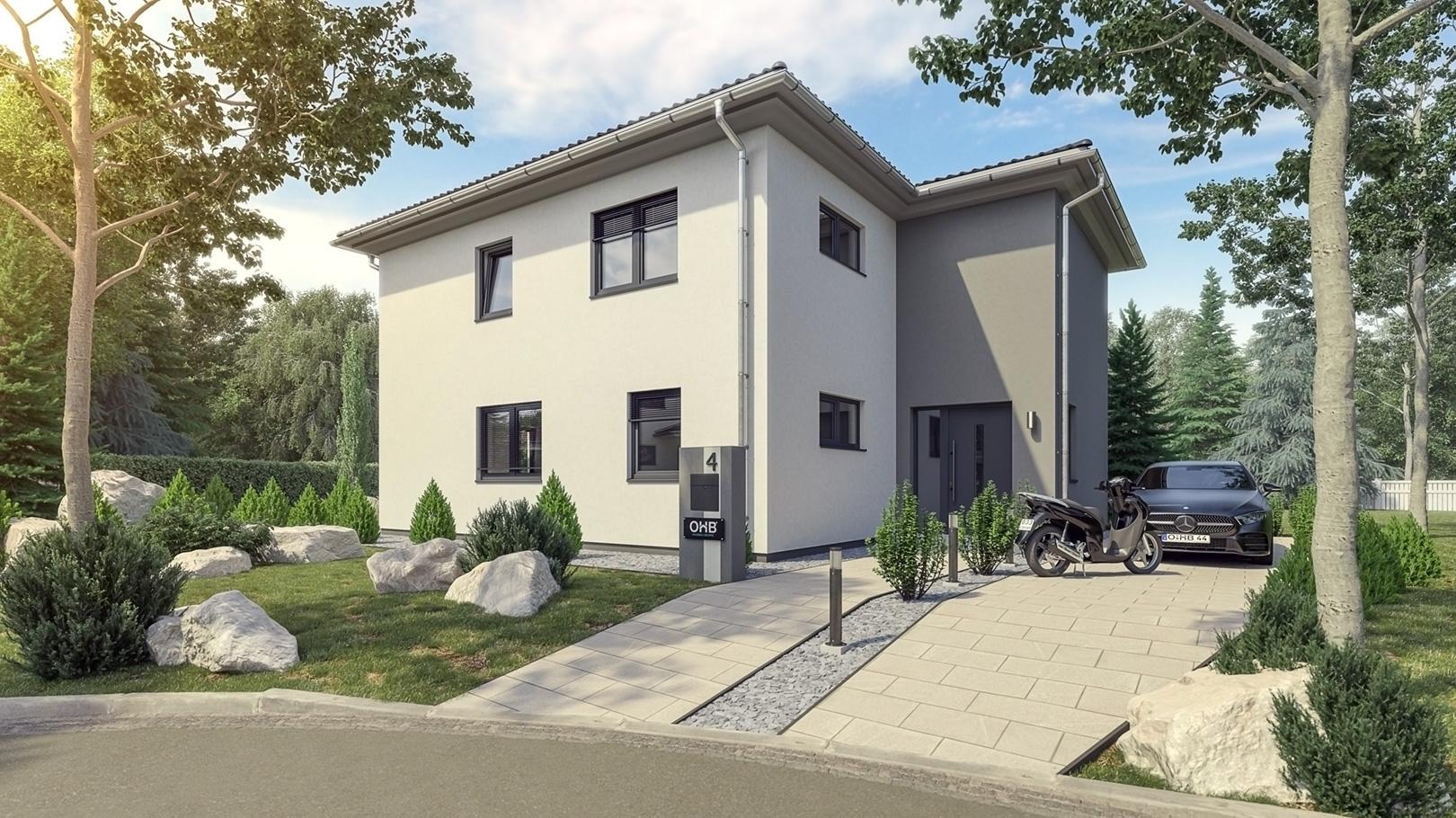 Haus-Idee Rudolstadt