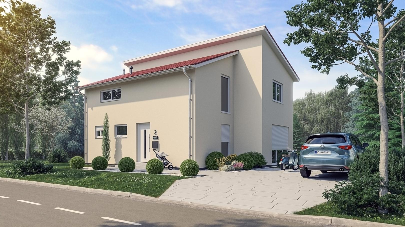 Haus-Idee Schweinfurt