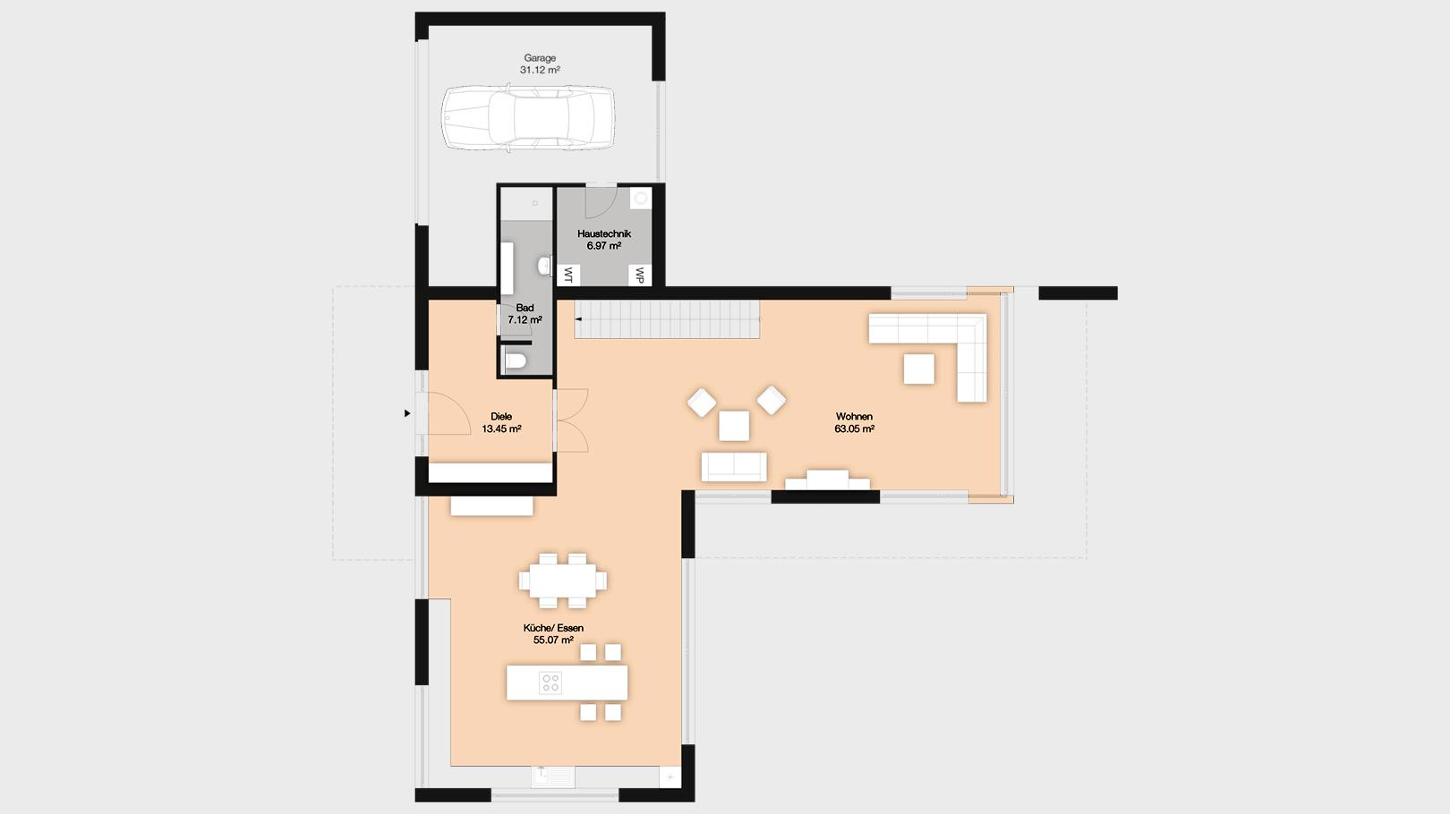 Haus-Idee Nordhausen