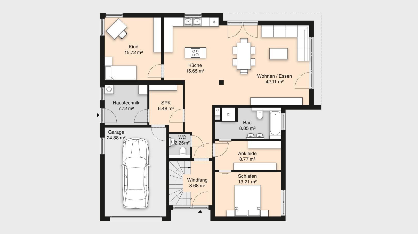 Haus-Idee Arnstadt
