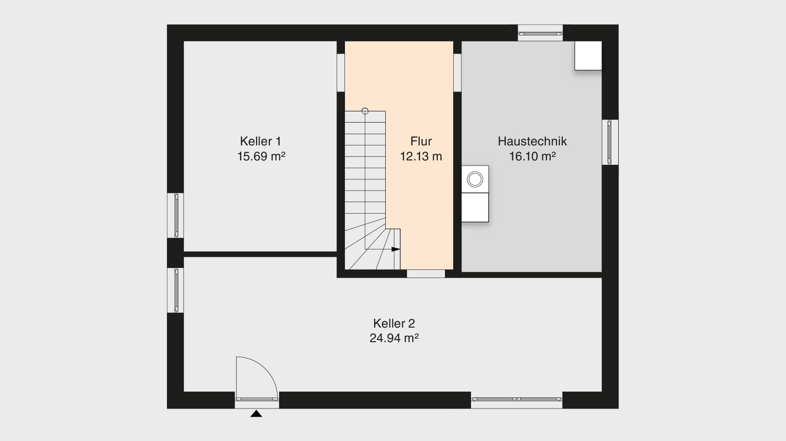Haus-Idee-Bad Langensalza