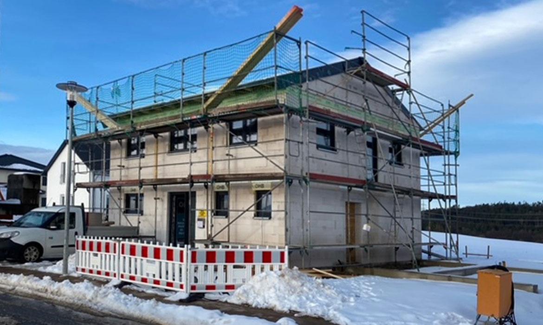 Ein OHB Massivhaus in Frohnlach