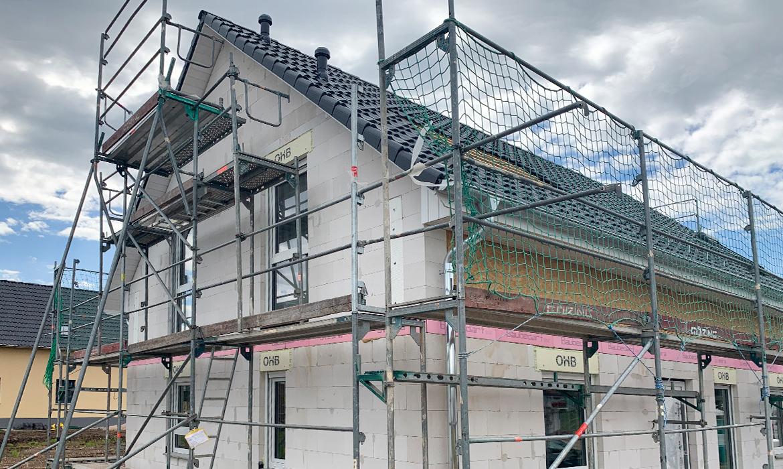 Ein OHB Massivhaus in Arnstadt