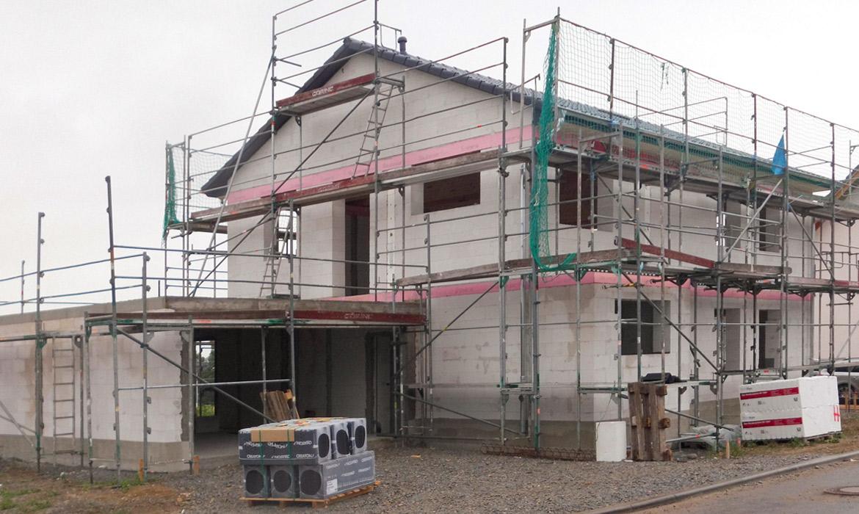 Ein OHB Massivhaus in Ettersburg