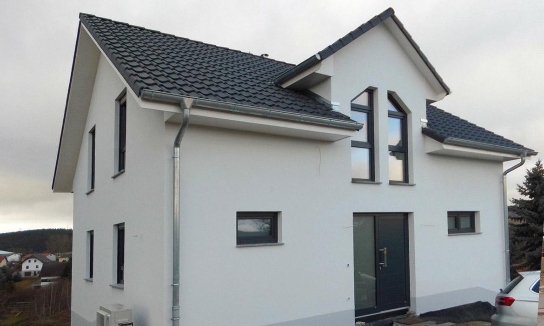 Ein OHB Massivhaus in Gräfinau-Angstädt
