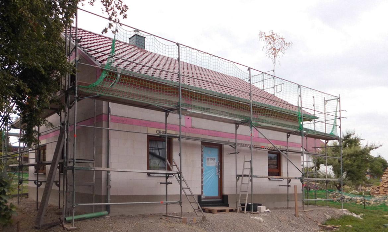 Ein OHB Massivhaus in Wangenheim